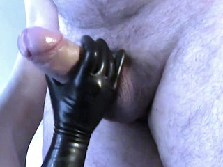 Playing With Bear Slave's Massive Cock - Enhanced Version
