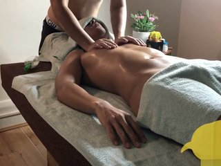 Private Male Massages : Hot Stone Massage