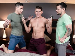 Dalton Riley & Princeton Price & Jake Porter in All About Jake - NextdoorWorld