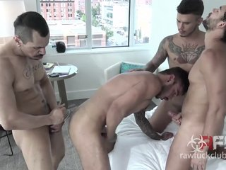 Romero Santos, Luca Duran, Seth Knight & Ricky Al - Fill Him Up