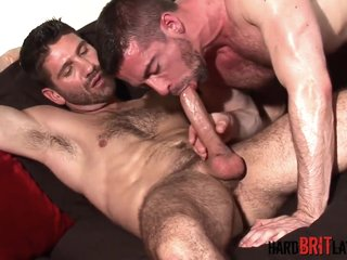 Craig Daniel and Scott Hunter (HB P3)