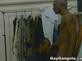 GayGangsta, Ebony Dude, Gay Dude, Black Cock,