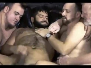 Bareback Bear Sex Party