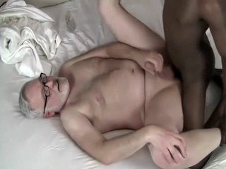 GRAND DAD AND BLACK TWINK