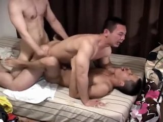 Threesome asian style