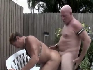 Rocco gets fucked raw by German Dad